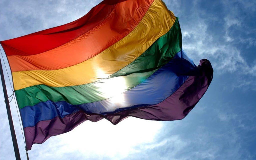 Drapeau Rainbow idéal pour les Pride