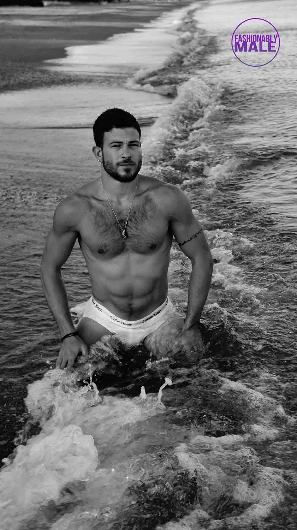 He's Your Man! Meet George Task by Raftopoulos Argiris