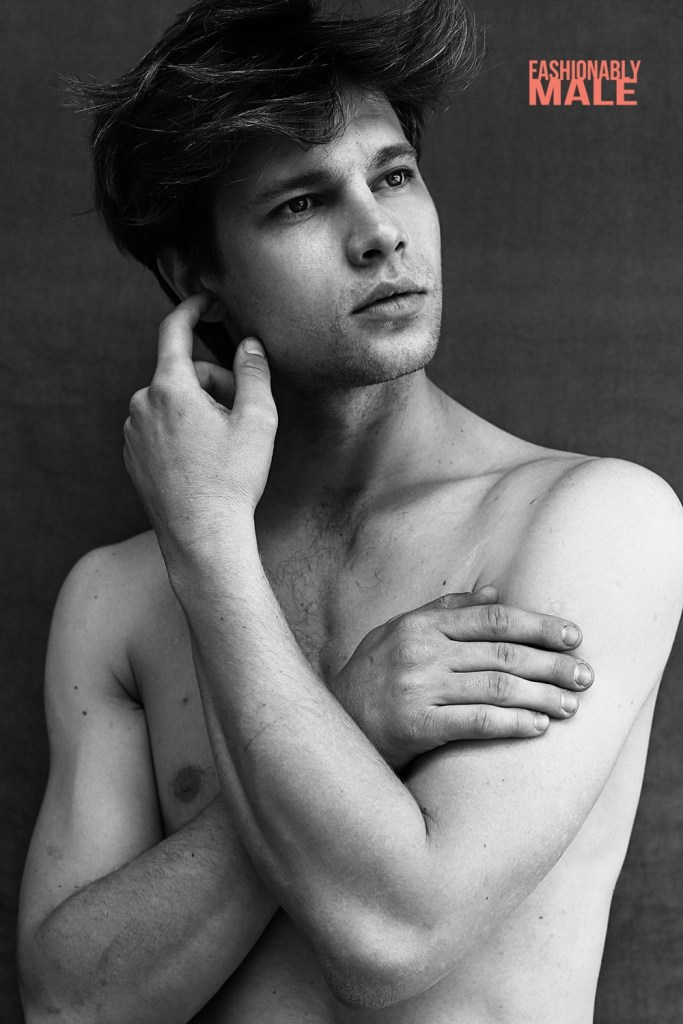 Andrea Catena by Migle Golubickaite for Fashionably Male