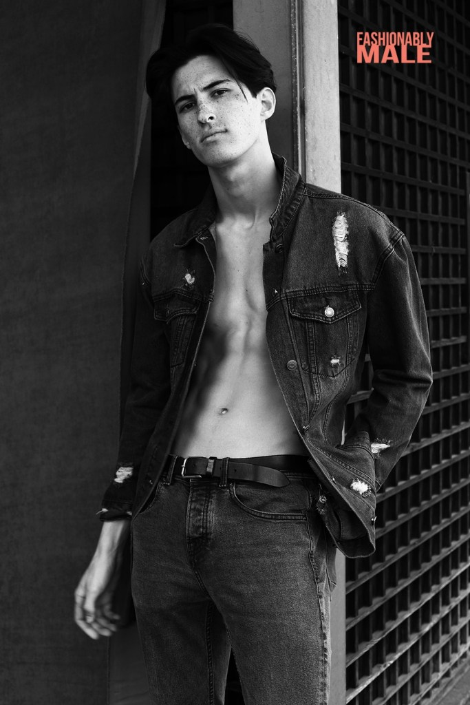 Marcos Wu by Migle Golubickaite for Fashionably Male