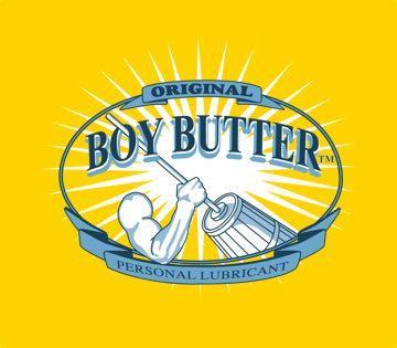 Lubrifiant personnel Boy Butter Original