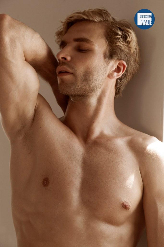 Armin Zerhusen by Jesse Fine for Fashionably Male