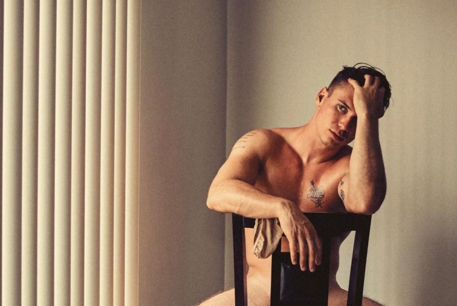 At Home With Eric Madina Snaps by Brian Kaminski