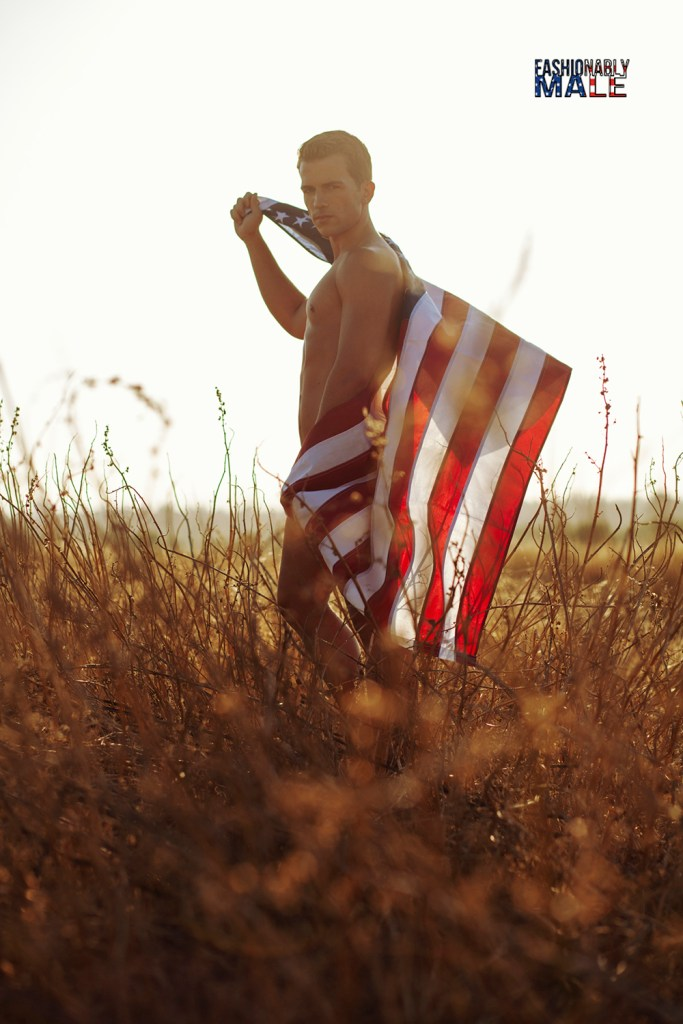 Bryce McKinney by JONO for Fashionably Male
