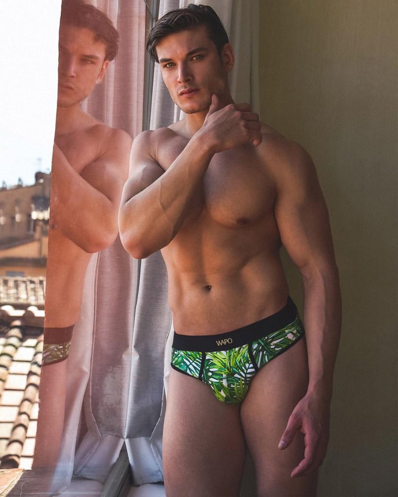 New Hot Essentials of WAPO Wear Underwear Collection 2021